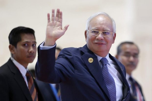 Najib: Committed to furthering our existing strong cooperation (EPA photo)