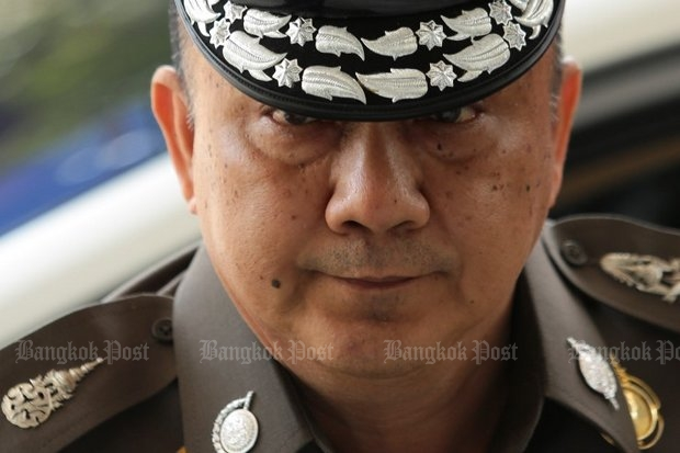 Deputy national police chief Srivara Ransibrahmanakul ordered an alert after a credible tip-off of plans to explode car bombs in and near Bangkok. (File photo)