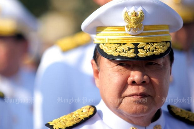 Deputy Prime Minister Prawit Wongsuwon: Opened mouth, inserted foot