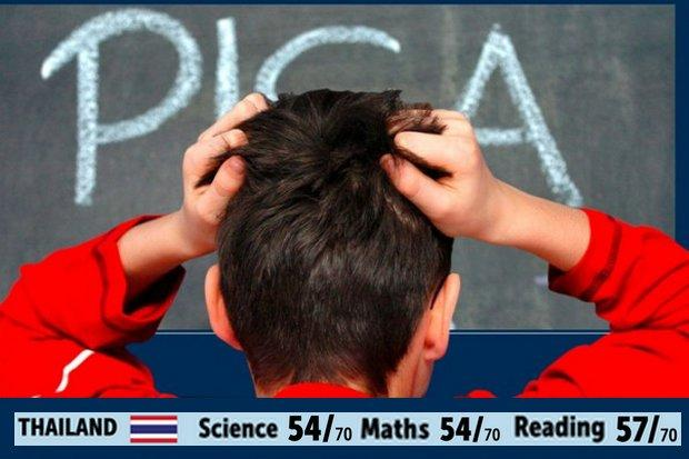 The Programme for International Student Assessment (PISA) is a worldwide study of 15-year-old school pupils' scholastic performance on mathematics, science, and reading, sponsored by the Organisation for Economic Co-operation and Development (OECD). (Main photo Creative Commons)