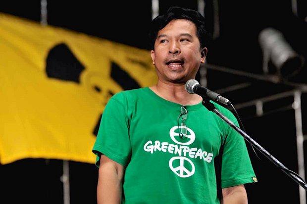 Tara Buakamsri is Thailand Country Director of Greenpeace Southeast Asia.