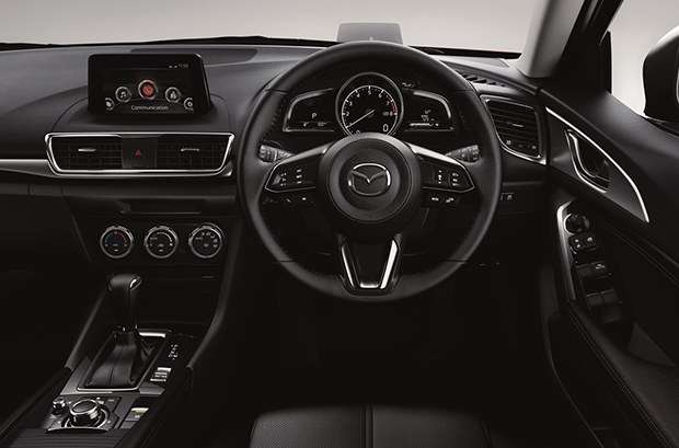 Inside New Elements Consist Of Redesigned Steering Wheel And Centre Console To Accommodate An Electronic Parking Brake On Replacing The Conventional