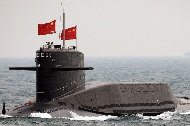 Thailand should acquire this Chinese S26T diesel-electric submarine by 2023 if the current navy plans hold up. (File photo)