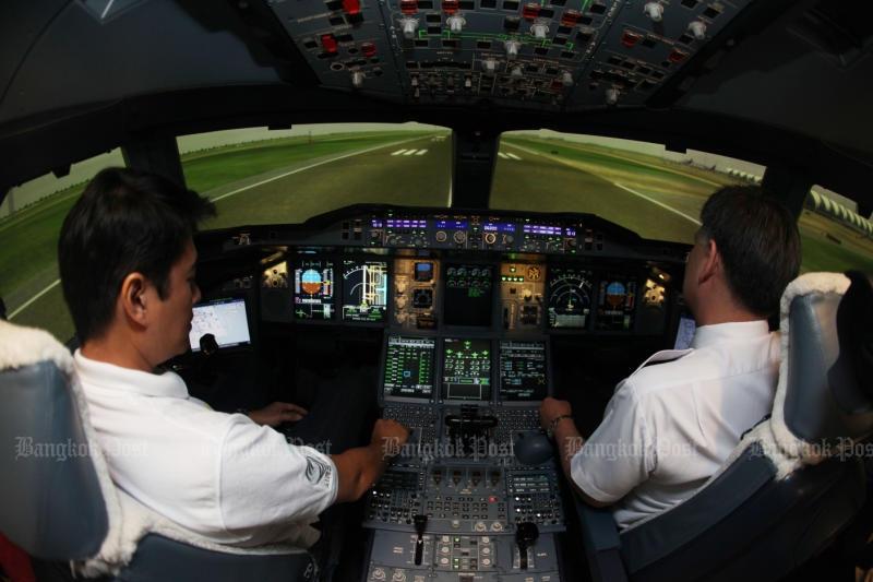 The NACC has advised Thai Airways to pursue civil lawsuits. (Bangkok Post file photo)