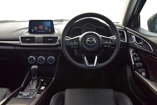 New Steering Wheel Helps Offset Some Age In The Cabin