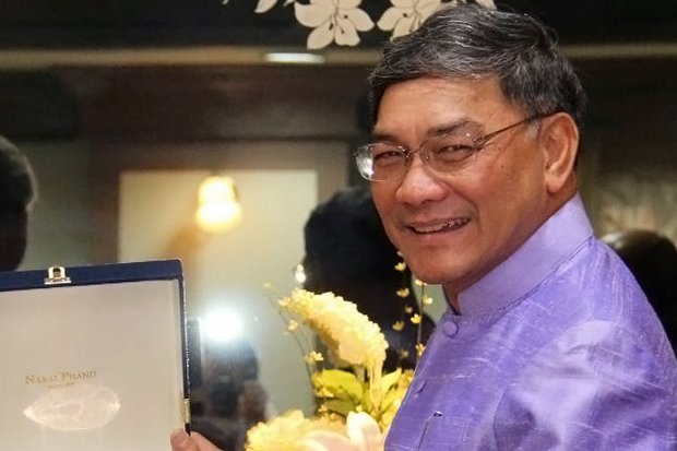 Gen Thawip Netniyom: Thai exiles in Laos threatening top officials (File photo)