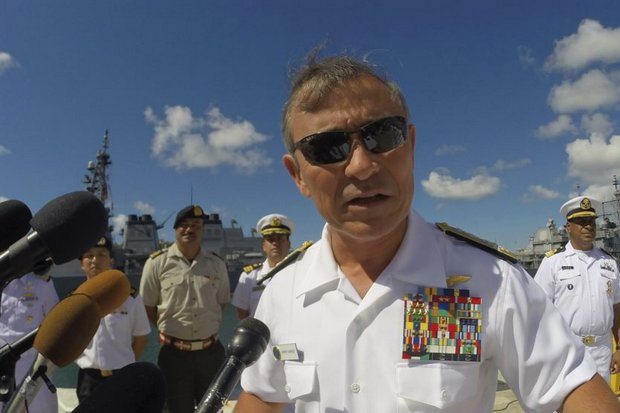 Next week's visit by Adm Harry B Harris Jr, US commander in chief, Pacific, is a chance to begin to reboot stagnant Thai-US relations. (File photo)
