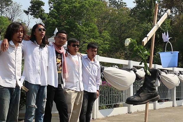 Friends of Jatupat