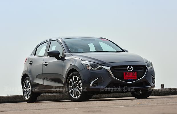 2017 Mazda 2 update review