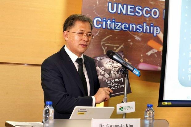Gwang-Jo Kim is the Director of UNESCO Bangkok, the Asia-Pacific Regional Bureau of Education. (Photo via Unesco.org)