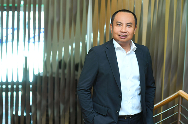 Nakrop Niamnamtham, managing director of nForce Secure