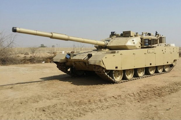 The army has already purchased two lots of VT-4 tanks, also called the Main Battle Tank 3000. (File photo)