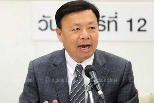 Takorn Tantasith, National Broadcasting and Telecommunications Commission (NBTC) chief: 'The government expects better results'