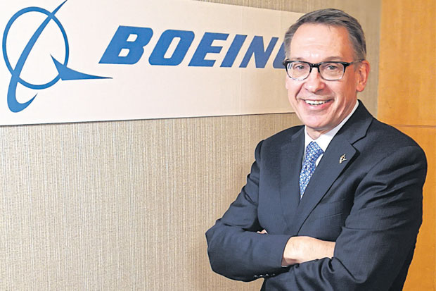 Randy Tinseth, vice-president for marketing at Boeing Commercial Airplanes, says Southeast Asia has become a key growth market for new aeroplanes.