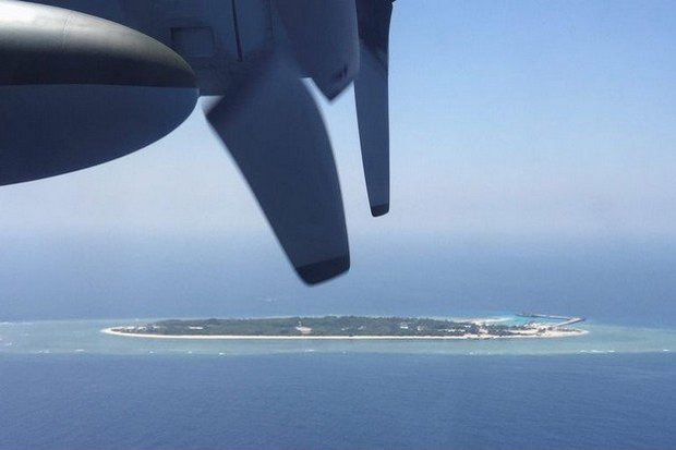 Although tensions are rising in the South China Sea because of Chinese island building, Asean will soft-pedal the issue at the summit this weekend. (AP photo)