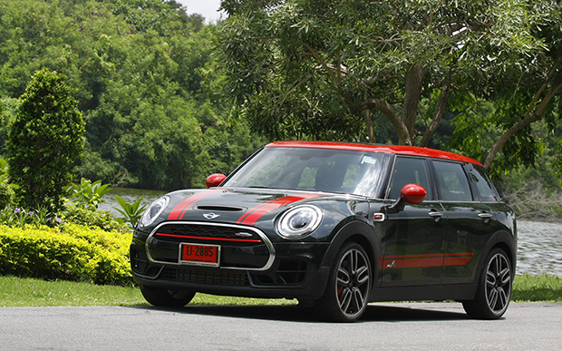 Mini John Cooper Works Clubman 2017 Review Bangkok Post Auto