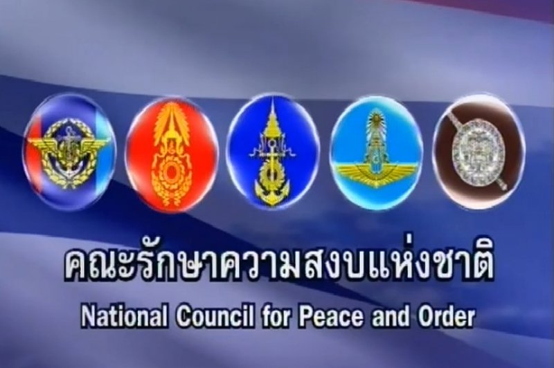 The NCPO takes over all broadcast on Sundays at 6pm via the TV Pool, and will do so for another 11 weeks.