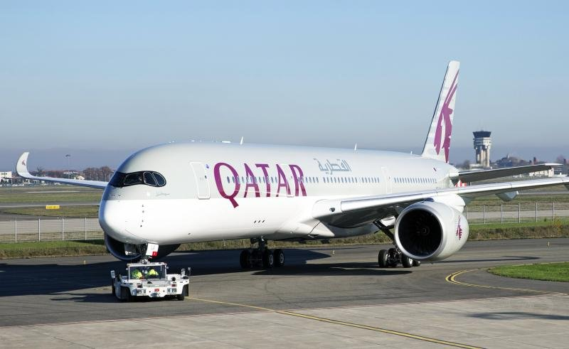 The impact of Qatar's neighbours closing their airspace to Qatar Airways could be significant to the region. (EPA photo)
