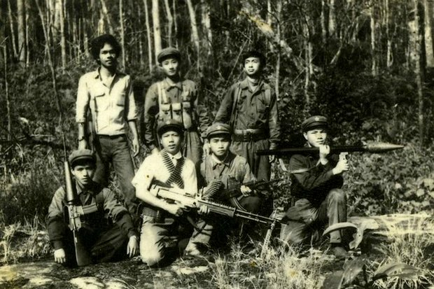 The Communist Party of Thailand has been defunct since 1980 when guerrillas and 'misled' students agreed to leave the jungle, lay down arms and take hefty payments in cash and land to stop their low-level war. (Creative Commons photo)