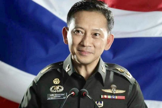Maj Gen Kongcheep Tantravanich: 'Reconciliation is not amnesty' (Photo @wassanananuam)