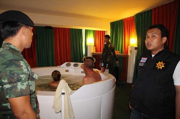 Authorities shut down naked sushi restaurant - Pattaya Mail