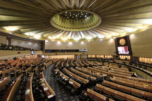 The National Legislative Assembly approved the National Strategy Bill by a vote of 281-0 with three abstentions. (File photo)