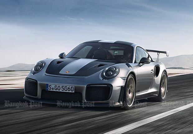 Porsche\u0027s widow,maker returns