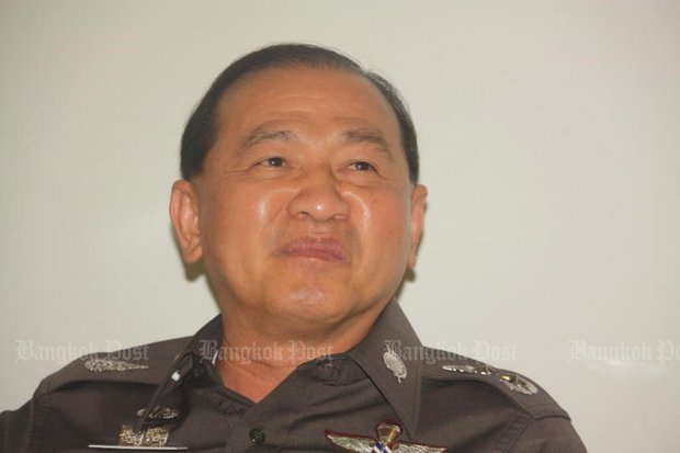 Pol Maj Gen Pisit Pao-in, a veteran internet expert who now is a deputy chairman of the National Reform Steering Assembly, is handling issues of media reform, especially control of online content. (Bangkok Post file photo)