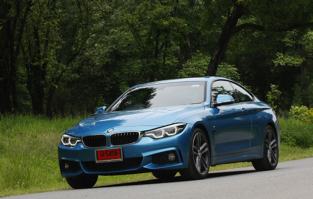 Bmw 430i Coupe >> Bmw 430i Coupe M Sport 2017 Review