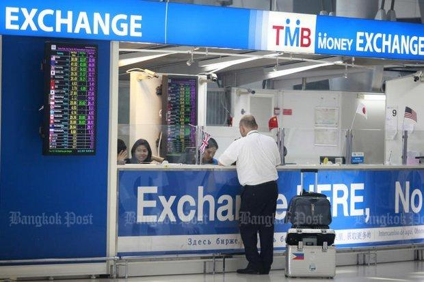 The rising baht affects a wide range of people, from visitors and outbound Thai tourists to exports and importers and more. (Bangkok Post file photo)