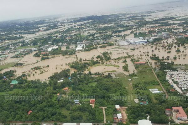 Worst Floods In 2 Decades Hit Sakon Nakhon Bangkok Post