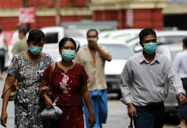 Myanmar H1N1 swine flu death toll rises to 10