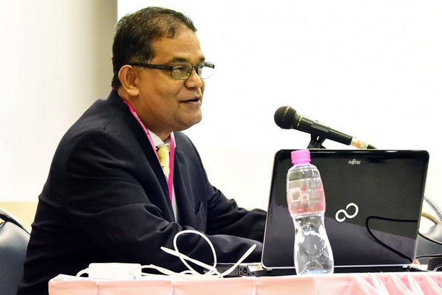 Amitav Acharya is the Unesco Chair in Transnational Challenges and Governance and Distinguished Professor of International Relations at American University, Washington, DC. He also chairs the university's Asean Studies Initiative. (Photo courtesy Chulalongkorn University)