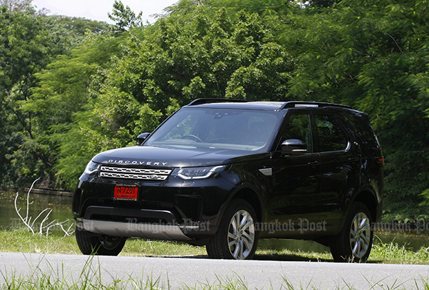 land rover discovery td6 hse (2017) review | bangkok post: auto