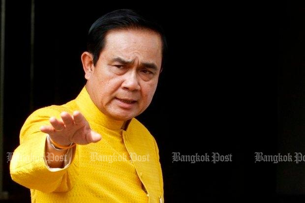 A majority of people say Prime Minister Prayut Chan-o-cha has performed his duties well in this position, according to an opinion survey by the National Institute of Development Administration.