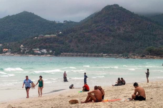 Samui is ranked fifth of the top 10 best islands. (Photo by Thanarak Khunton)