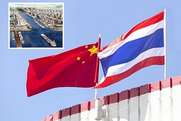 With a name change from 'Kra' to Thai Canal, the very old plan for a cross-Thailand waterway is revived by business interests with Beijing connections.