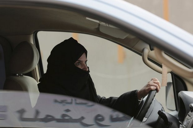 Letting Saudi Arabian women drive is hardly a marker of sex equality in the county, but it's an important milestone that the monarch defied the Islamic establishment. (AP file photo)