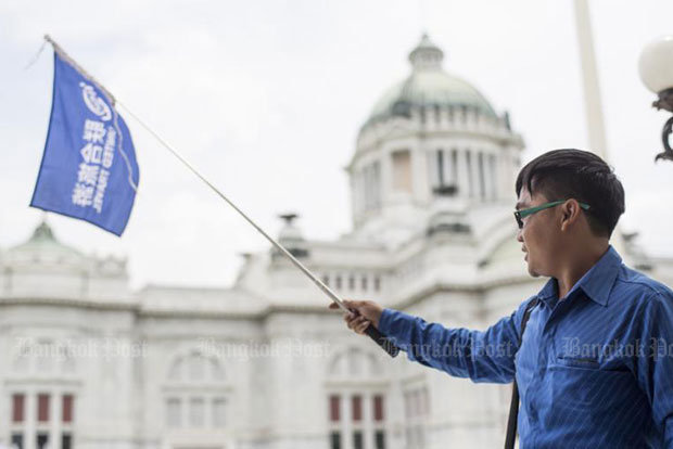 More than 260,000 Chinese tourists are expected to visit Thailand during the eight-day Golden Week holiday in China, from Oct 1-8. (Bangkok Post file photo)