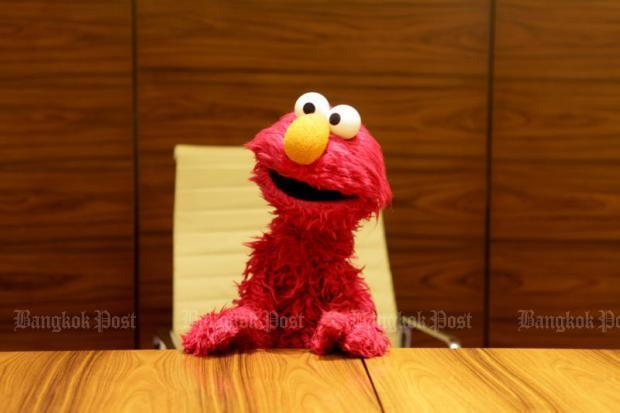 2e2f8b0d702aa3 Elmo comes to Thailand  an interview