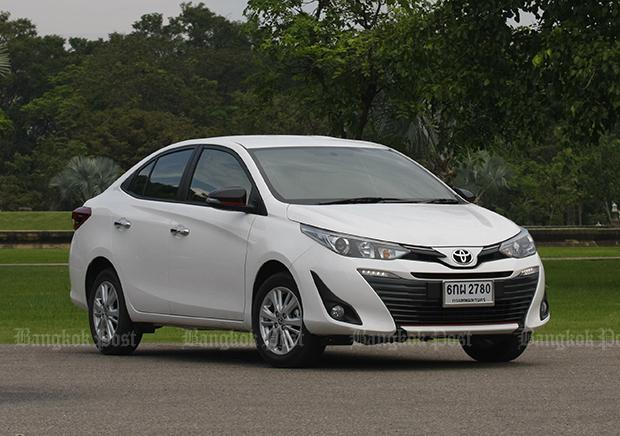 Toyota Yaris Ativ 1 2 S (2017) review