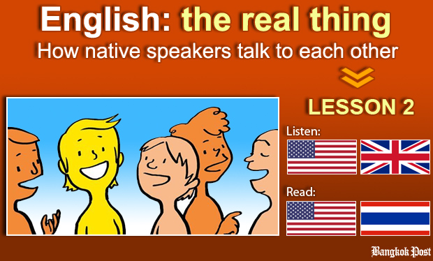 English – The real thing (2)