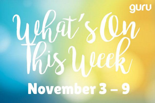 Guru's Weekly Pick: Nov 3-9