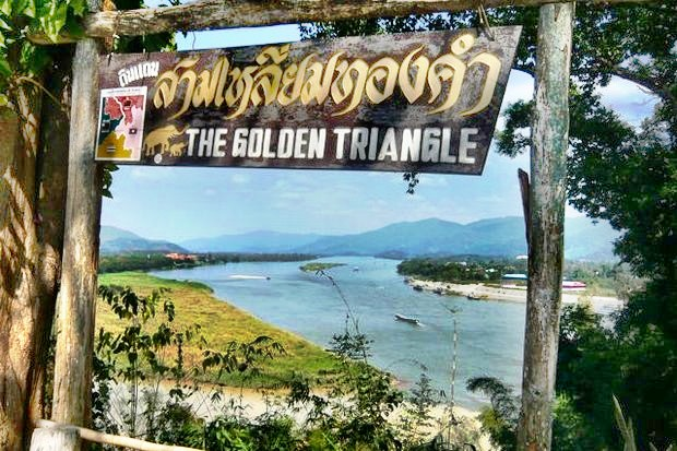 Long infamous as the drug-trafficking centre of Southeast Asia, the region where Laos, Myanmar and Thailand converge now has taken on an even more sinister character. (File photo)