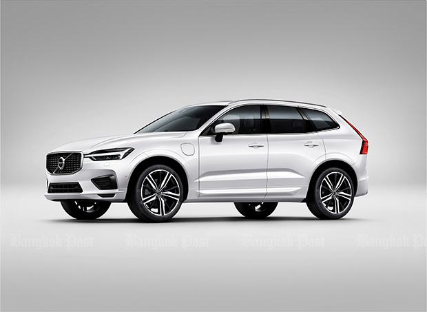 Thai pricing and specs for new Volvo XC60