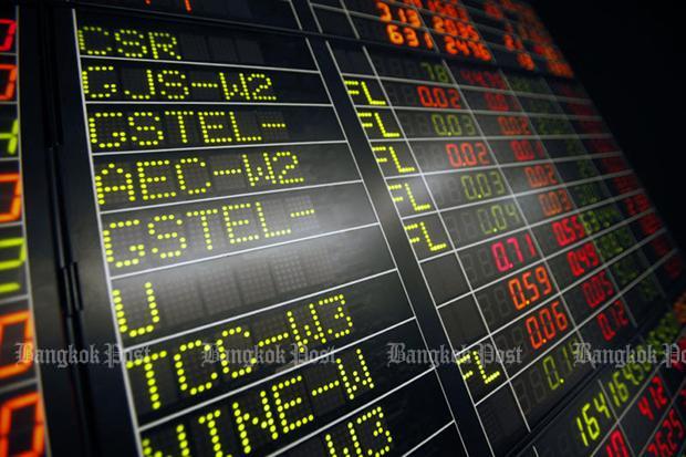 bangkok stock exchange index