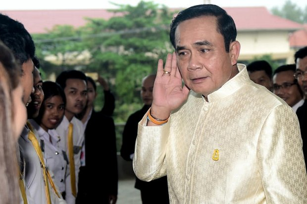 The two-day trip to the South failed at least partially because local people felt Prime Minister Prayut Chan-o-cha refused to listen to their major problems. (Photos courtesy Government House)