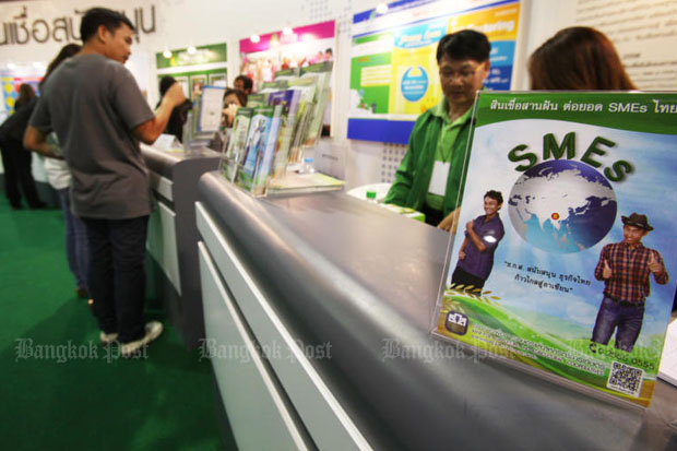 The Revenue Department has warned small to medium-size enterprises to cease tax evasion accounting practices, or face very serious charges.(Bangkok Post file photo)