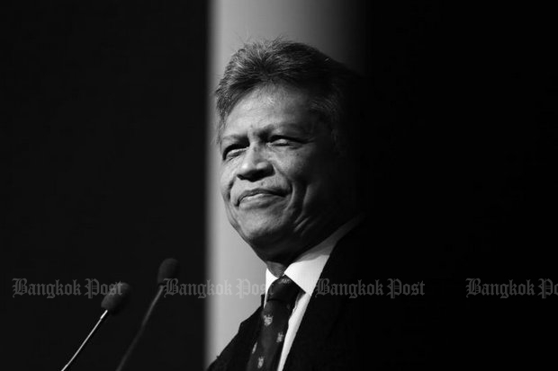 Former foreign minister and Asean secretary-general Surin Pitsuwan died of acute heart attack. He was 68.