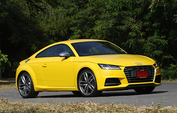 Audi Tt S 2017 Review Bangkok Post Auto